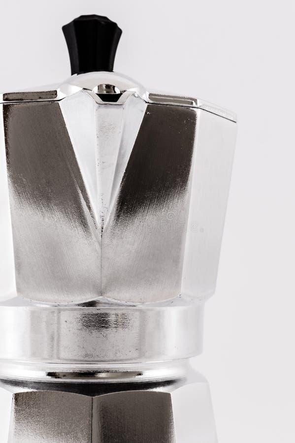 coffeepot imagen de archivo
