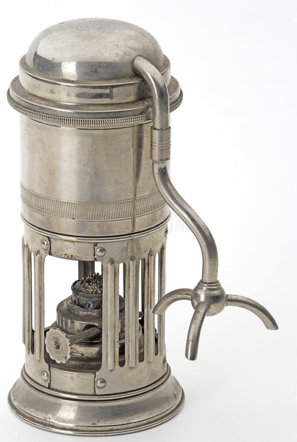 Coffeepot royalty free stock image