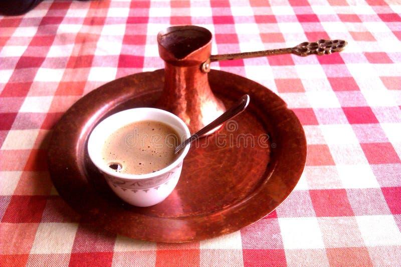 coffeepot obraz royalty free