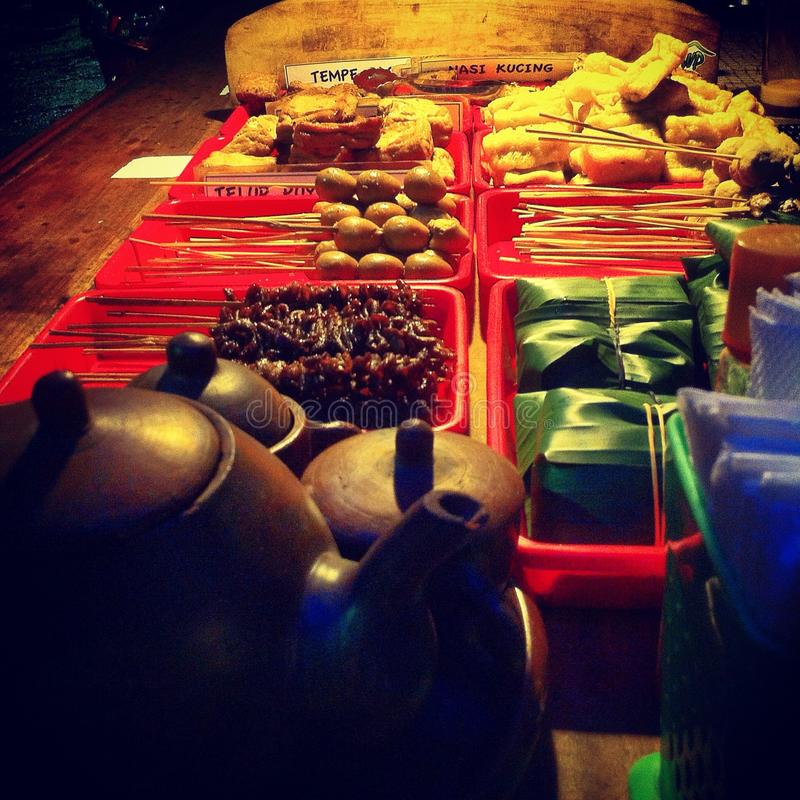 Coffeeshop traditionnel image stock