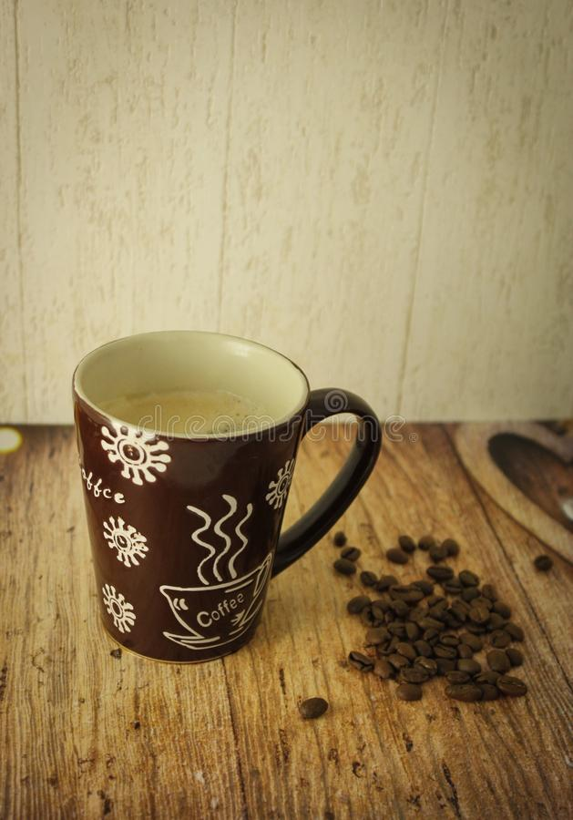 CoffeeTime στοκ φωτογραφία με δικαίωμα ελεύθερης χρήσης
