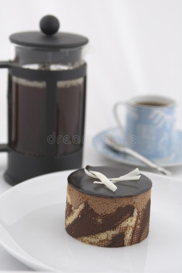 Coffeetime 3 Stock Photography