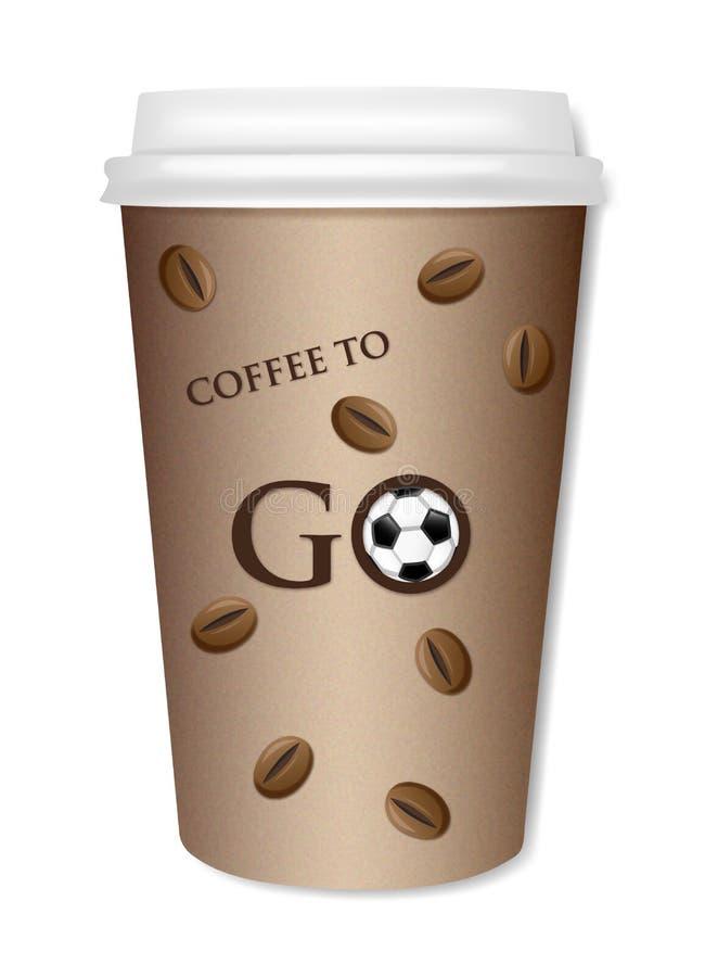 CoffeeToGo image libre de droits