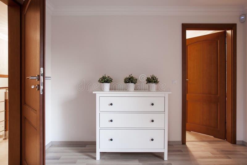 Coffre des tiroirs images stock