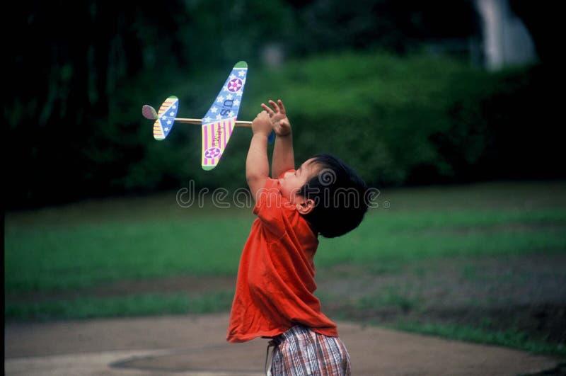 Cogida de American Dream imagen de archivo libre de regalías