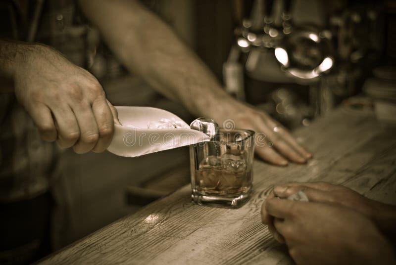 Cognac fotografia stock libera da diritti