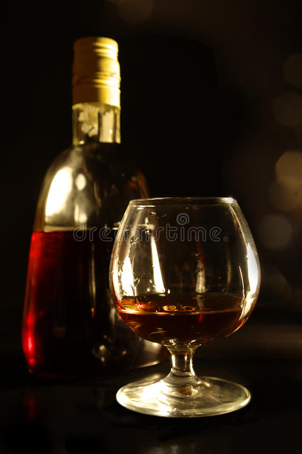 Cognac photo stock