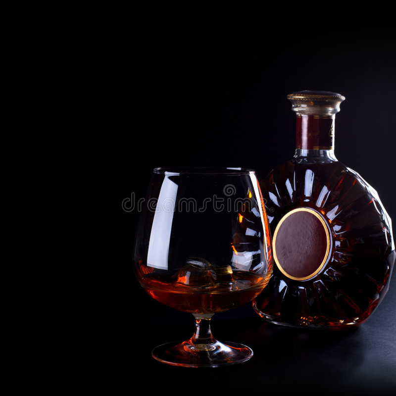 Cognac photographie stock