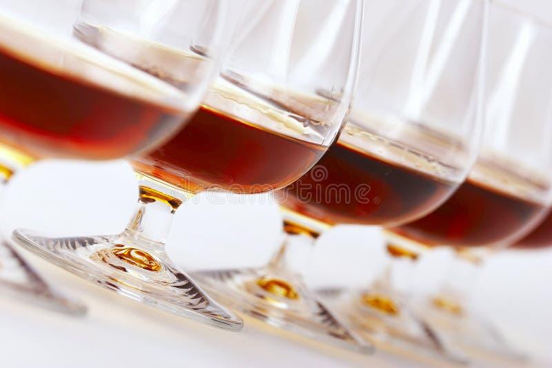 Cognac fotografie stock libere da diritti