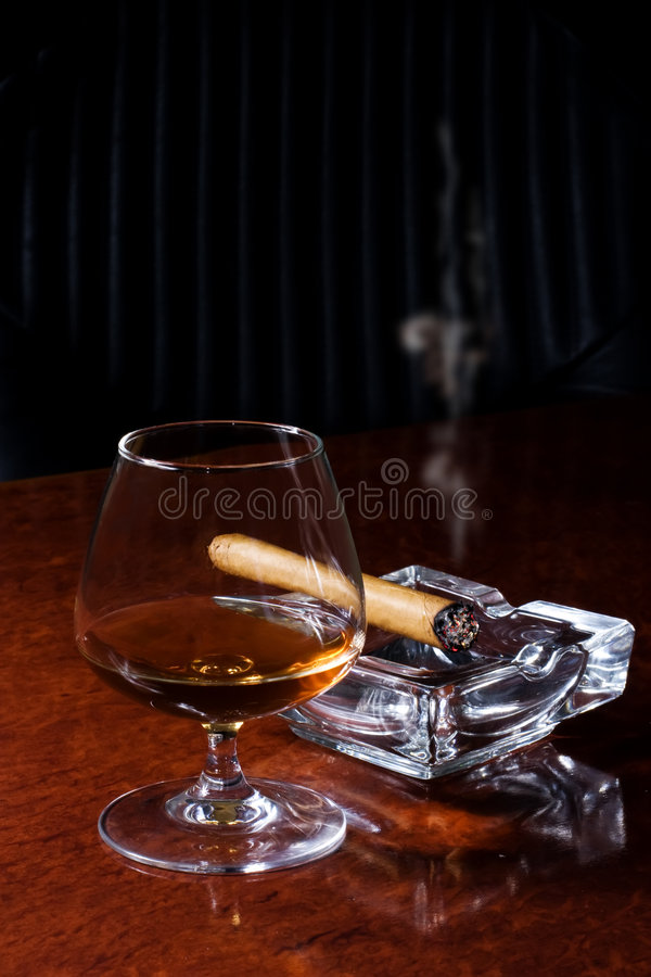 Free Cognac Stock Photos - 8190923