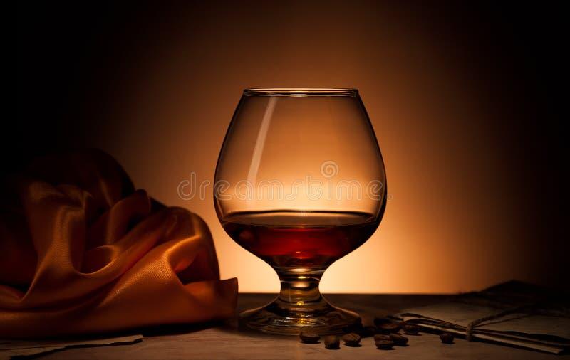 Cognac Glass Stock Photos