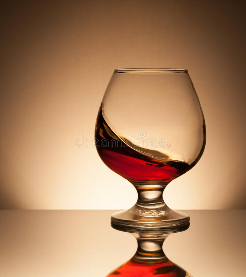 Download Cognac glass stock photo. Image of macro, alcohol, liquid - 29245834