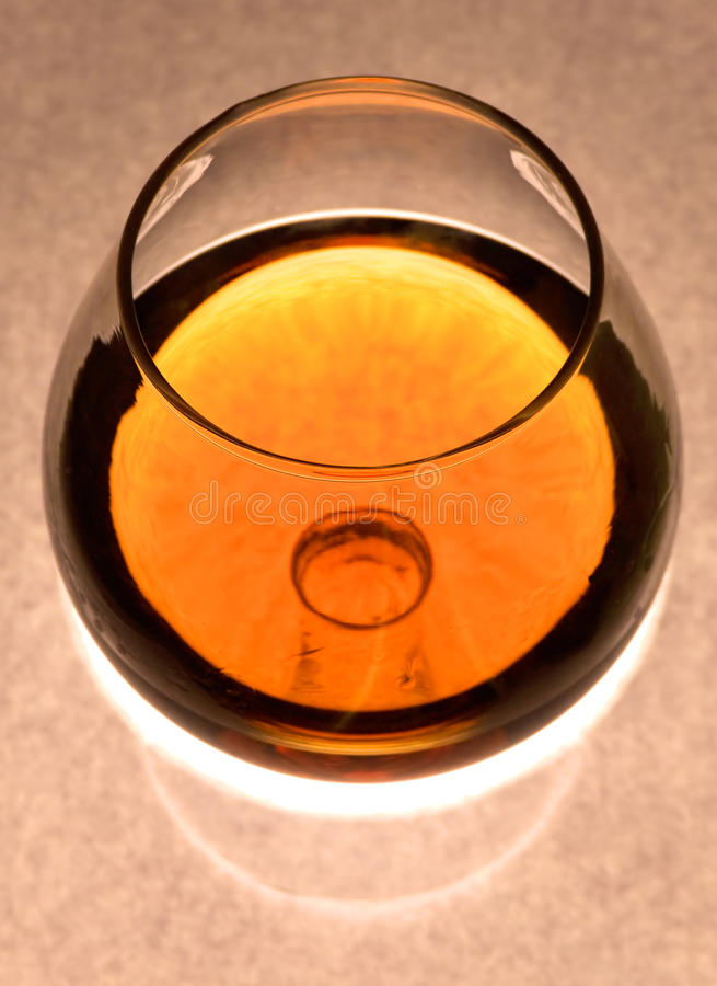 Free Cognac In Glass Royalty Free Stock Images - 18213609
