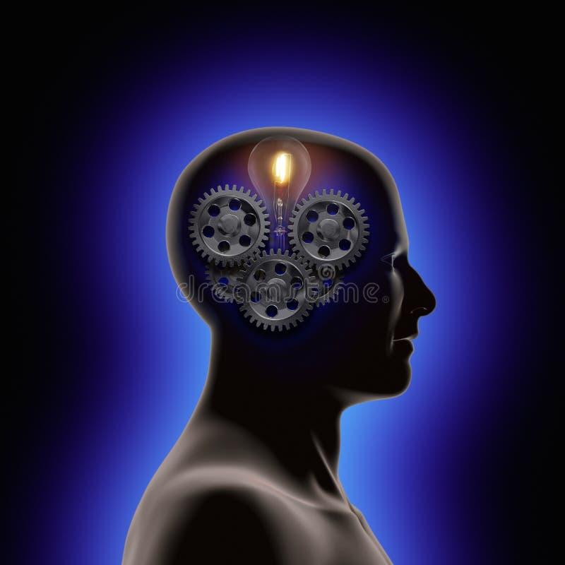 Cognizione royalty illustrazione gratis