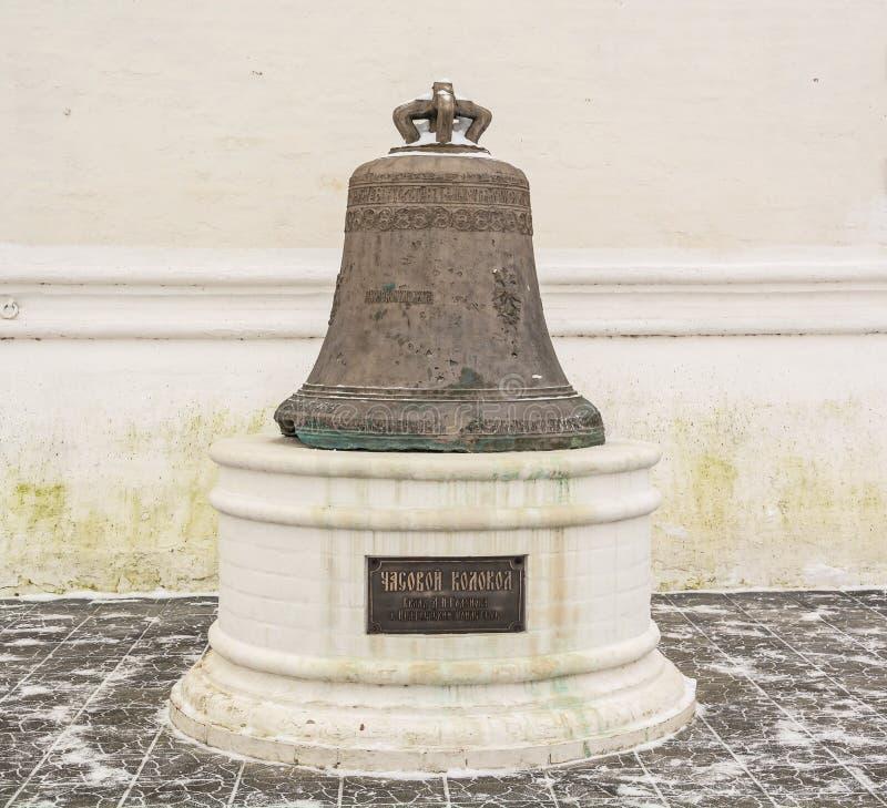 Cogodzinny dzwon zdjęcie stock