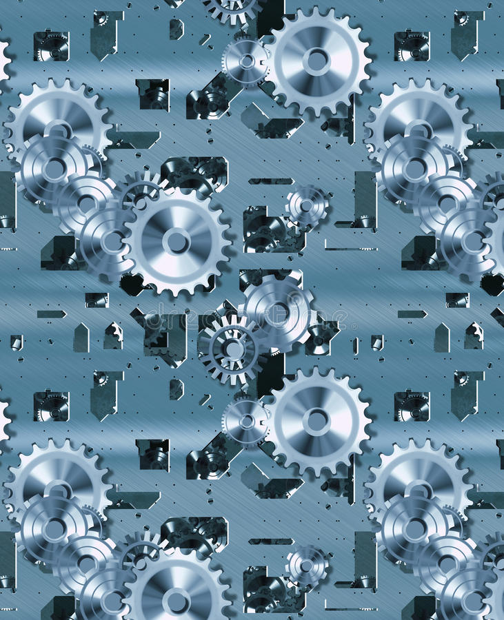 Download Cogs and clockwork stock illustration. Image of illustration - 14776529