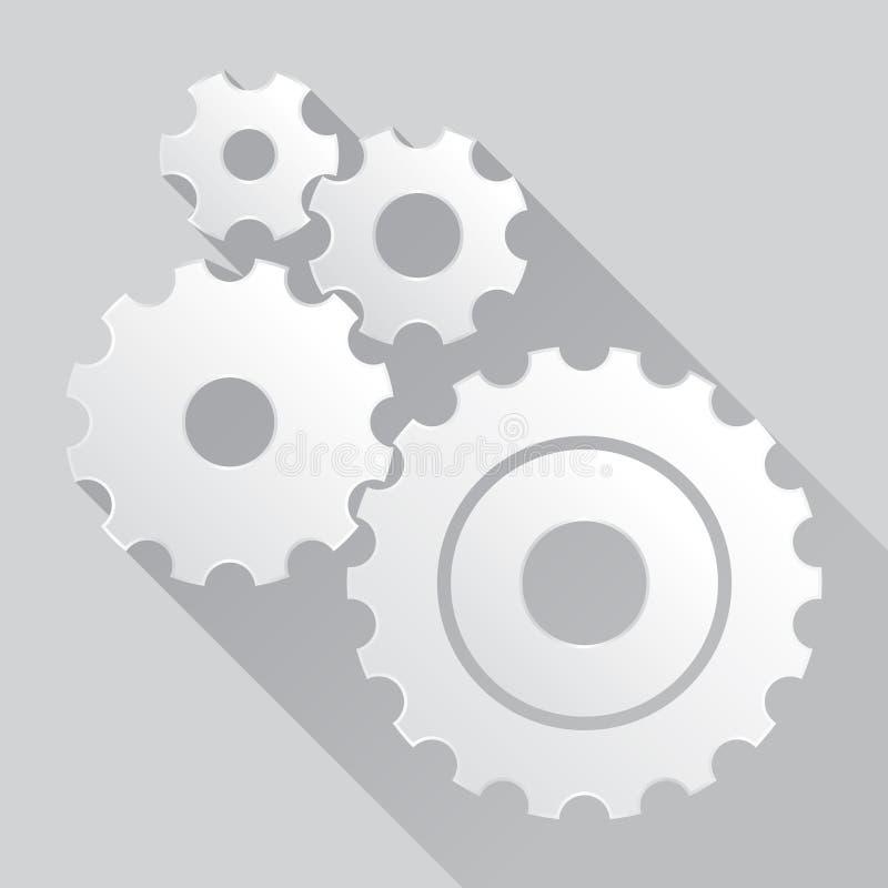 Cogs, cogwheels, шестерни бесплатная иллюстрация