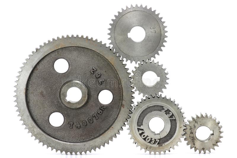 Cogs royalty free stock image