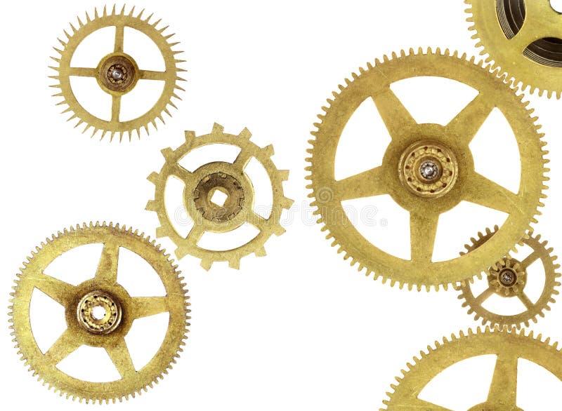 Download Cogs stock image. Image of interlocking, retro, cogwheels - 31693423