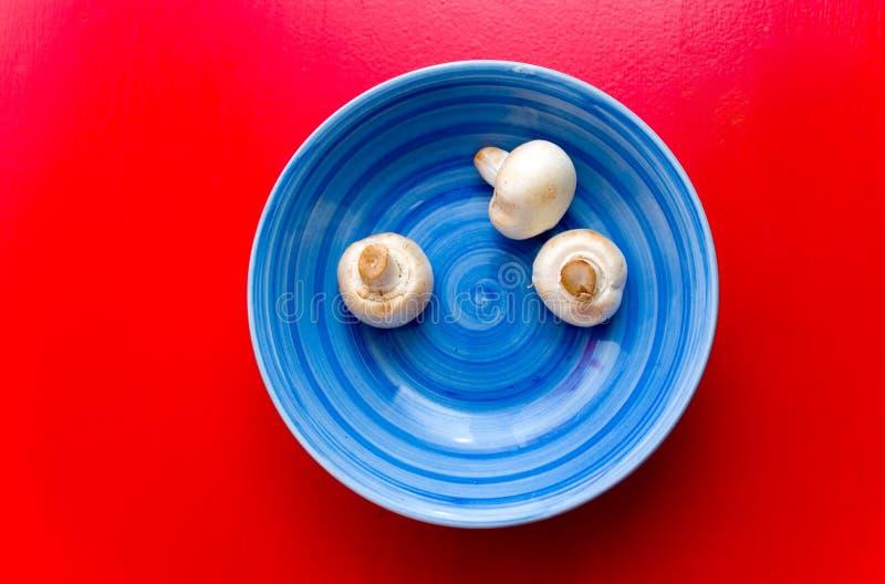 Download Cogumelos foto de stock. Imagem de cogumelos, serving, alto - 64894
