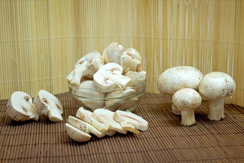 Cogumelos dos cogumelos fotos de stock
