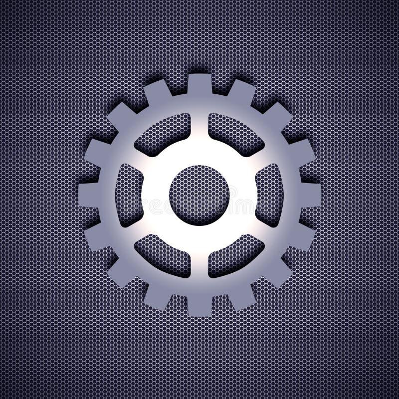 Download Cogwheel stock illustration. Illustration of mechanics - 16544648