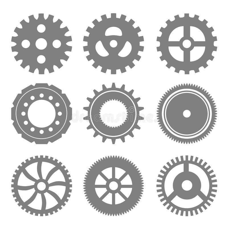 Cogwheel бесплатная иллюстрация