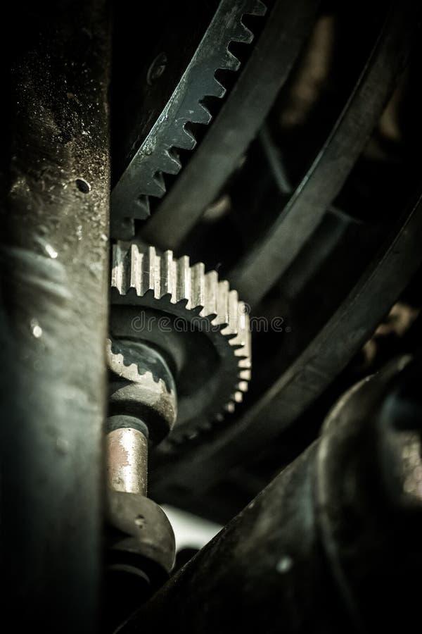 cogwheels photo libre de droits