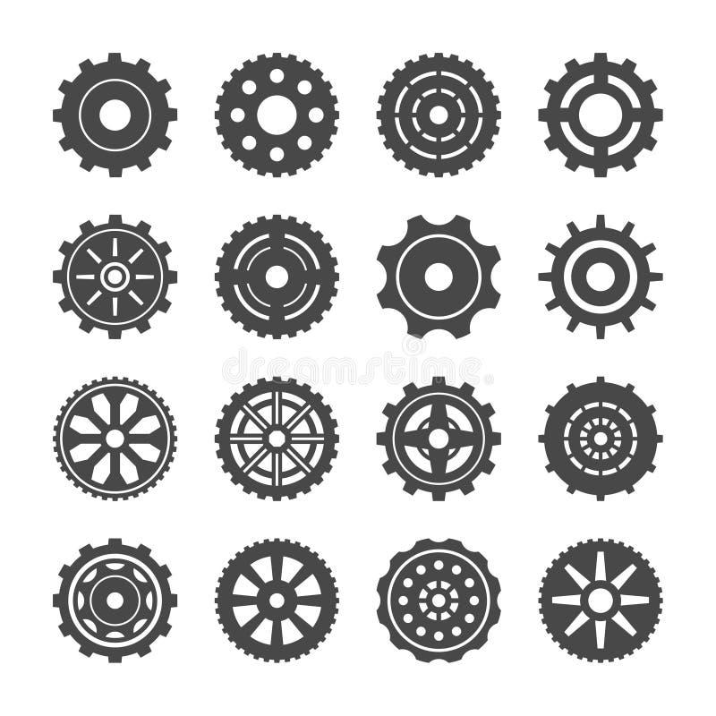 cogwheels бесплатная иллюстрация