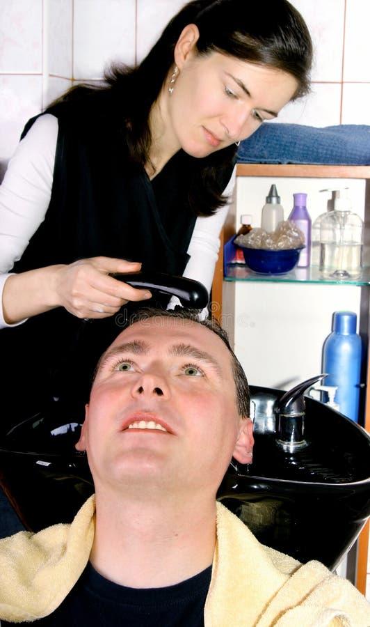 Download Coiffeur image stock. Image du lavage, salon, beauté, clip - 738385