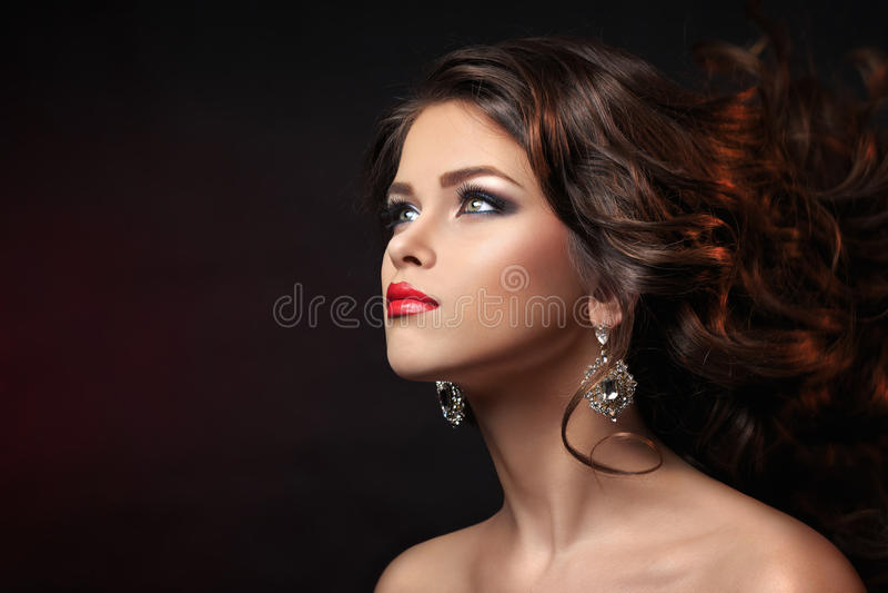 coiffure image stock