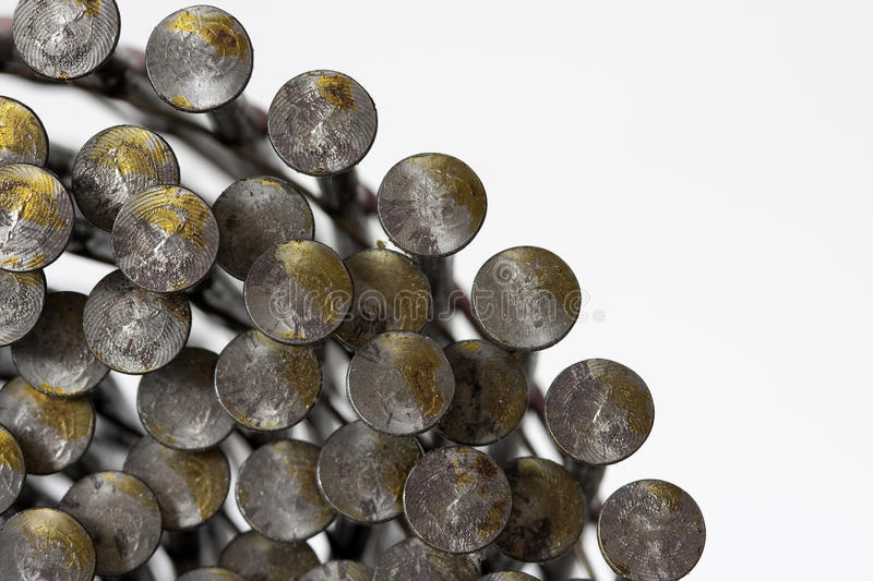 Download Coil of Nails stock photo. Image of wire, project, nail - 11260266