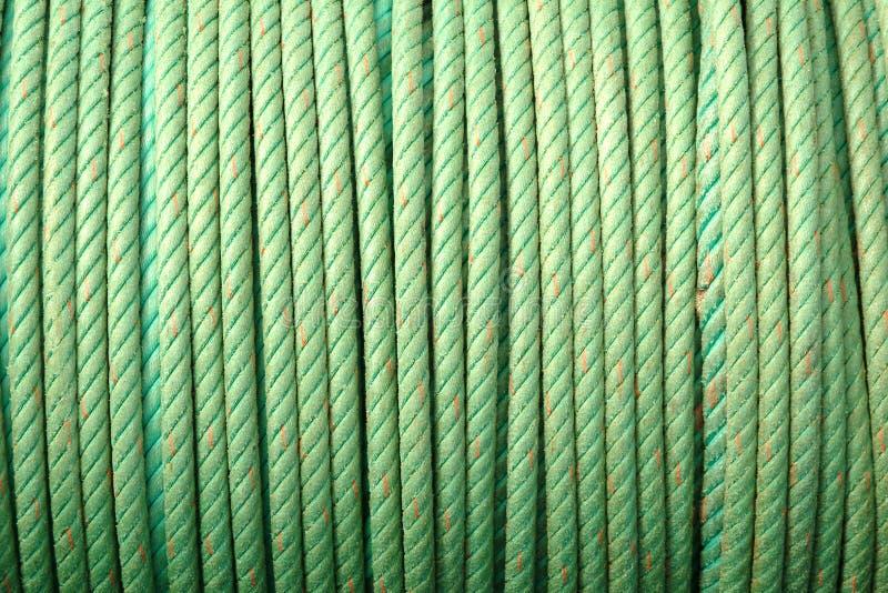 coil ropes royaltyfria bilder