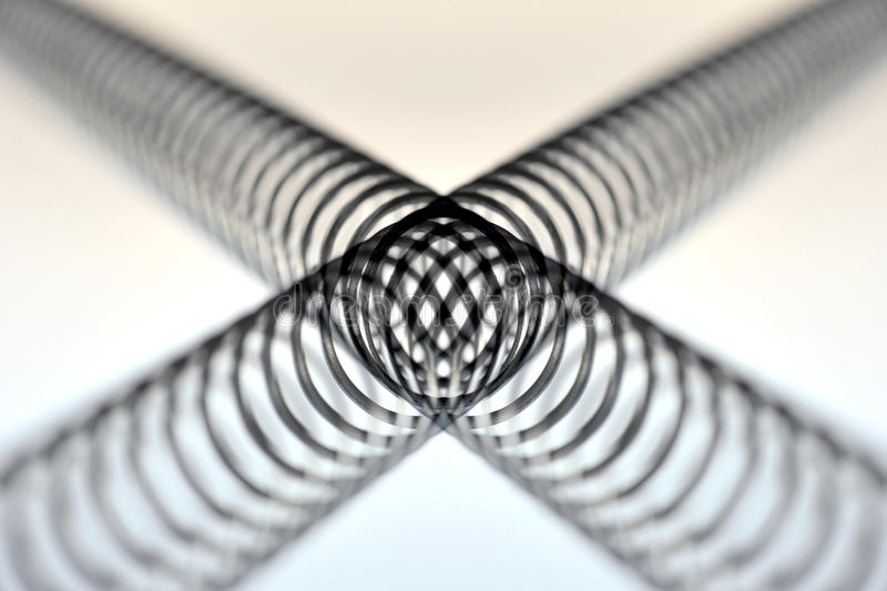 Download Coils stock photo. Image of abstract, concept, symmetrical - 25366760