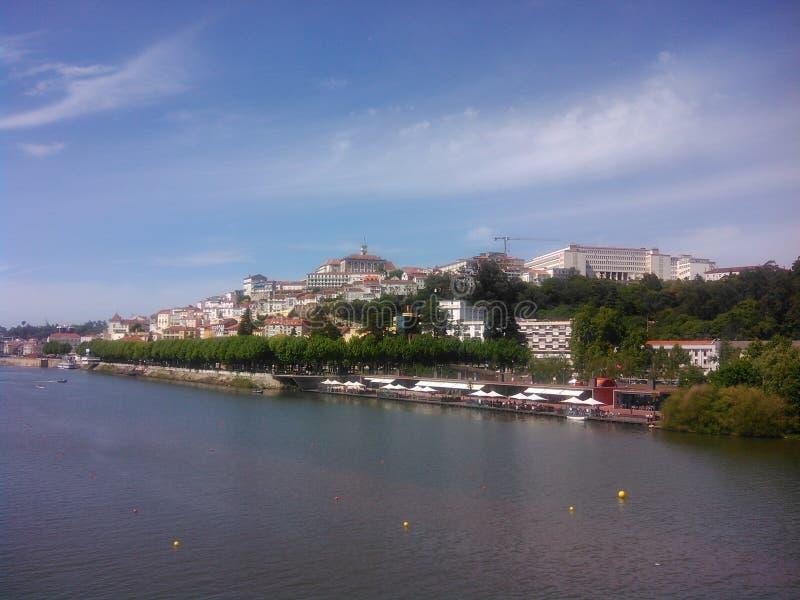 Coimbra - Португалия стоковое фото rf