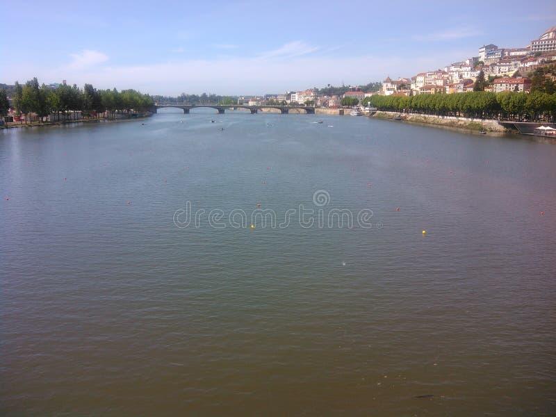 Coimbra - Португалия стоковое изображение rf