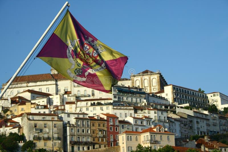 Coimbra-Gebäude lizenzfreies stockfoto