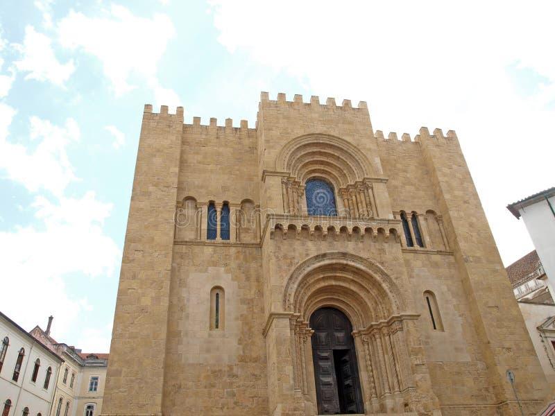 Coimbra Portugal image libre de droits