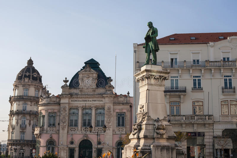 Coimbra, Portugal stock fotografie