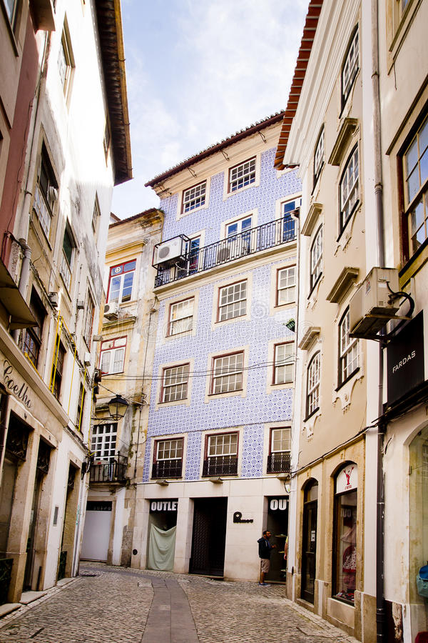 Coimbra Portugal royalty free stock photo