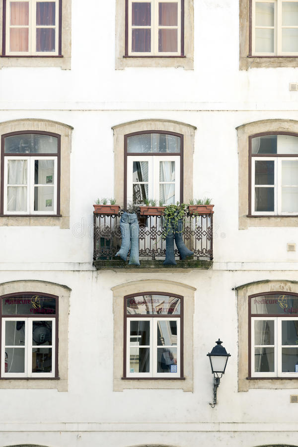 Download Coimbra stock photo. Image of windows, recycle, balconies - 39019978