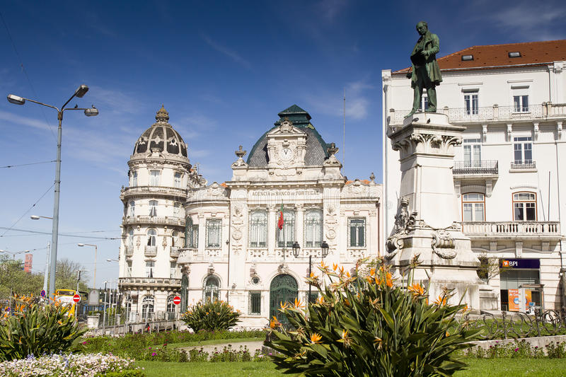Coimbra Portugal royalty free stock photography