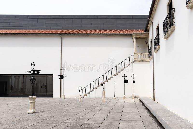 Coimbra, Portugalia - 16 lipca 2019 r.: Museu Nacional Machado de Castro obrazy royalty free