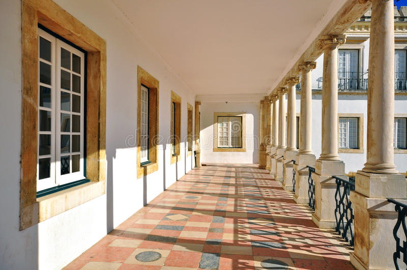 Download Coimbra university stock photo. Image of indoors, portugal - 40353166