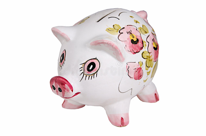 Coin bank royalty free stock photography