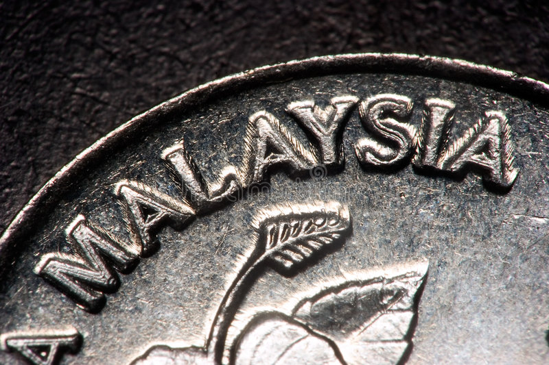 Download Coin Detail stock photo. Image of ringgits, closeup, malaysia - 91424