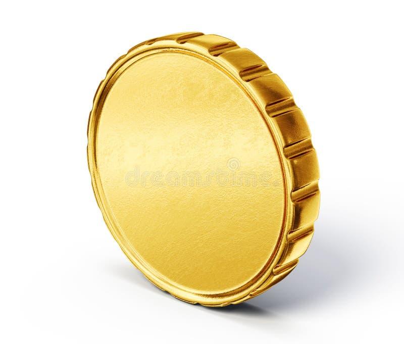 Coin stock illustration