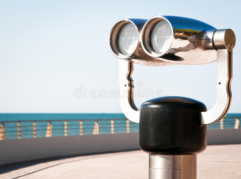 Download Coin Operated Binoculars Stock Photos - Image: 28409423