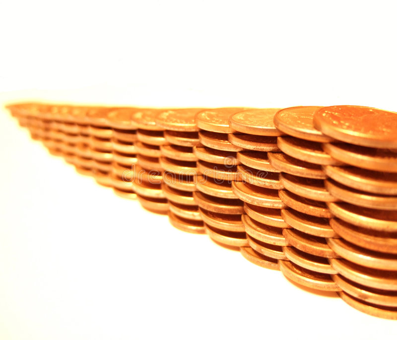 Download Coin Pile Stock Photography - Image: 2323292