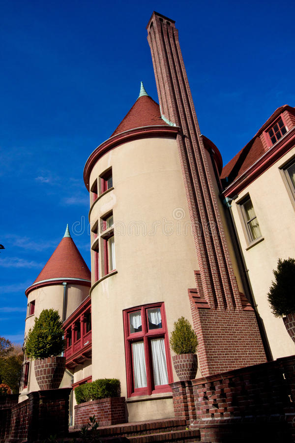 Download Coindre Hall, Long Island NY Stock Photo - Image: 22079076